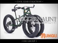 ユニークマウンテンバイク,ファットタイヤ,太いタイヤ,自転車